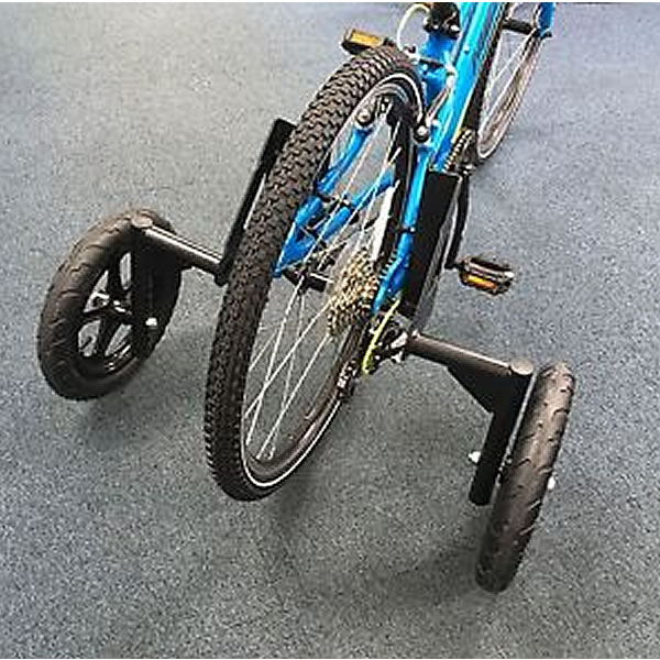 Heavy duty adult training wheels 18 stone