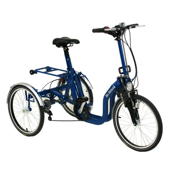 DiBlasi R32 electric folding trike